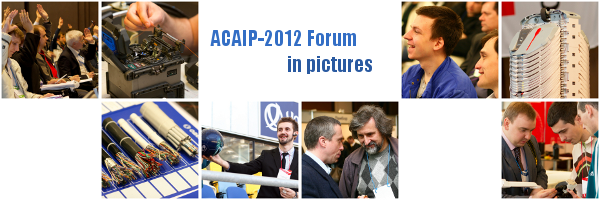 ACAIP-2012 Forum in pictures